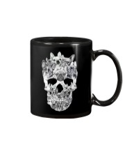 French Bulldog Skull Mug thumbnail
