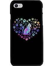 Cat Heart Phone Case thumbnail