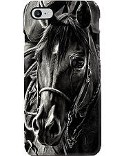 Horse Black Beauty Phone Case i-phone-7-case