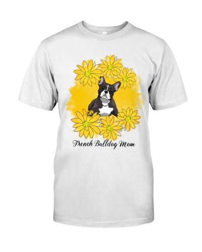 French Bulldog Dog FLower