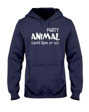 Party Animal Hooded Sweatshirt thumbnail
