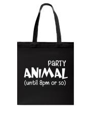 Party Animal Tote Bag thumbnail