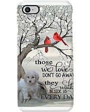 white-cockapoo every day-sp Phone Case thumbnail