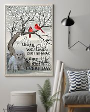white-cockapoo every day-sp 11x17 Poster lifestyle-poster-1