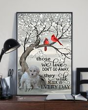 white-cockapoo every day-sp 11x17 Poster lifestyle-poster-2