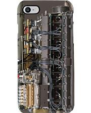 por 917 engine dvhd pml Phone Case i-phone-8-case