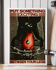 Exciting biker girl dvhd-ntv 16x24 Poster lifestyle-poster-4