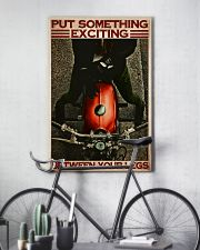 Exciting biker girl dvhd-ntv 16x24 Poster lifestyle-poster-7