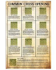Chess opening dvhd-NTH Vertical Poster tile