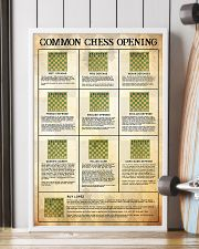 Chess opening dvhd-NTH 24x36 Poster lifestyle-poster-4