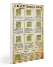 Chess opening dvhd-NTH 20x30 Gallery Wrapped Canvas Prints thumbnail
