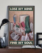 Book read lose mind dvhd-pml 11x17 Poster lifestyle-poster-2
