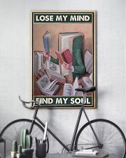 Book read lose mind dvhd-pml 11x17 Poster lifestyle-poster-7