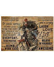 today biker dvhd pml 17x11 Poster front