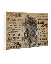 today biker dvhd pml Gallery Wrapped Canvas Prints tile