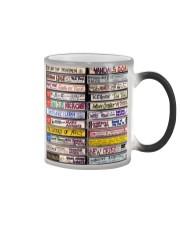 Casette arrange dvhd 1-ntv Color Changing Mug tile