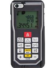 Laser Distance Measurer pc ttb 2-NTH Phone Case i-phone-8-case