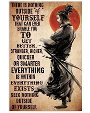 samurai yourself dvhd ntv ads 11x17 Poster front