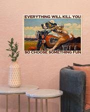 choose fun bike 24x16 Poster poster-landscape-24x16-lifestyle-22