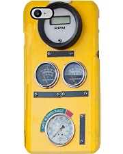 Crane operator gauge pc dvhh ntv Phone Case i-phone-8-case