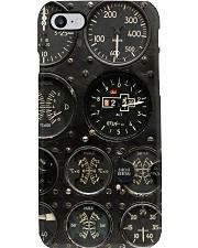Flight instruments pc mttn-NTH Phone Case i-phone-8-case