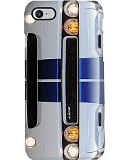 Dodg Challen SRT front collection pc mttn ngt 3 Phone Case i-phone-8-case