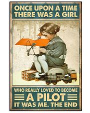 Once upon girl pilot 11x17 Poster front