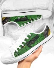 Shoe joh dee dvhd-pml Men's Low Top White Shoes aos-complex-men-white-low-shoes-lifestyle-01
