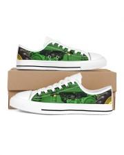 Shoe joh dee dvhd-pml Men's Low Top White Shoes inside-left-outside-left