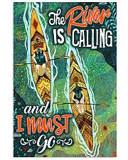 Kayak calling dvhd-cva 11x17 Poster front