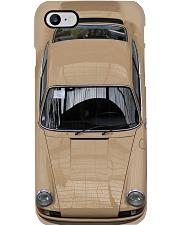 Por 911 sand beige dvhd-pml Phone Case i-phone-8-case