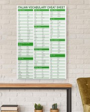 Italian Vocabulary Cheat Sheet pt lqt-pml 24x36 Gallery Wrapped Canvas Prints aos-canvas-pgw-24x36-lifestyle-front-17