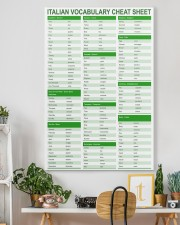 Italian Vocabulary Cheat Sheet pt lqt-pml 24x36 Gallery Wrapped Canvas Prints aos-canvas-pgw-24x36-lifestyle-front-18