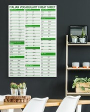 Italian Vocabulary Cheat Sheet pt lqt-pml 24x36 Gallery Wrapped Canvas Prints aos-canvas-pgw-24x36-lifestyle-front-19