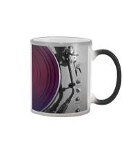 Turntable half dvhd-pml Color Changing Mug tile