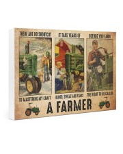Farmer shortcut dvhd-ntv 24x16 Gallery Wrapped Canvas Prints front
