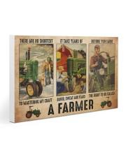 Farmer shortcut dvhd-ntv Gallery Wrapped Canvas Prints tile