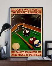 billiard perfect dvhd NTH 11x17 Poster lifestyle-poster-2