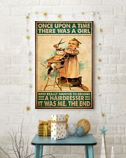 Once upon hairdresser 24x36 Poster lifestyle-holiday-poster-3