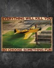 choose fun air race 1011 dvhd ntv 24x16 Poster aos-poster-landscape-24x16-lifestyle-13
