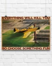 choose fun air race 1011 dvhd ntv 24x16 Poster aos-poster-landscape-24x16-lifestyle-18