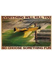 choose fun air race 1011 dvhd ntv 24x16 Poster front