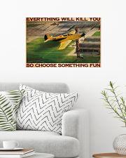 choose fun air race 1011 dvhd ntv 24x16 Poster poster-landscape-24x16-lifestyle-01