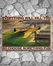 choose fun air race 1011 dvhd ntv 24x16 Poster poster-landscape-24x16-lifestyle-14