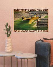 choose fun air race 1011 dvhd ntv 24x16 Poster poster-landscape-24x16-lifestyle-22