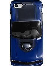 Dod rt shaker indigo blue Phone Case i-phone-8-case