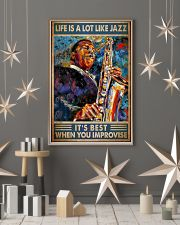 Jazz life dvhd 11x17 Poster lifestyle-holiday-poster-1