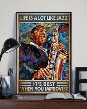 Jazz life dvhd 11x17 Poster lifestyle-poster-2