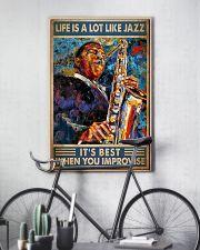 Jazz life dvhd 11x17 Poster lifestyle-poster-7