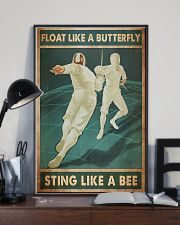 Fencing float sting dvhd NTV 11x17 Poster lifestyle-poster-2